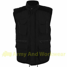Polyester Long Regular Size Waistcoats for Men