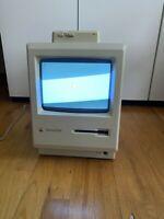 Apple Computer Classic Macintosh Plus 1MB Model M0001A RARE Vintage PC