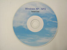 Windows XP SP3 Install Disk