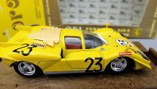 MODELLINO AUTO BRUMM SERIE ORO FERRARI 512 S 1:43 MINIATURE CAR MODEL R201 COCHE