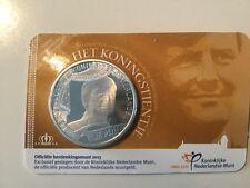 Coincard 2013 Koningstientje 10 euro Nederland