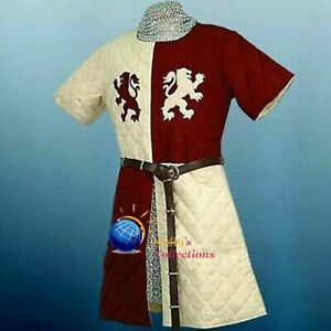 Medieval Outfit Clothing Knight Armor Gambeson sca/Hema/Larp Dress Reenactment
