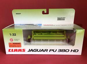 Norscot 1/32 Claas Jaguar PU 380 Hd Forage Header No56020P MIB