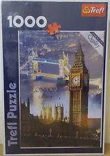 Londres al amanecer Big Ben Rompecabezas ~ 1000 Piezas Trefl ~ nuevo