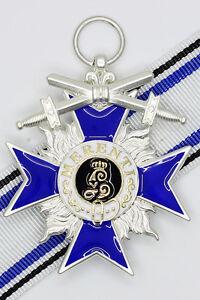 German Bavarian Merit Cross 4th Class with Swords