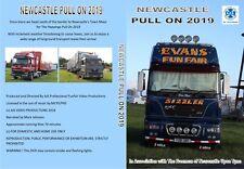NEWCASTLE PULL ON 2019 DVD Fairground/Funfair DVD
