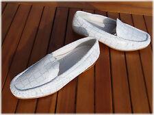 Via Milano QVC Slipper Schuhe Weite G silber beige Pastell   37 Gr. 4 NEU