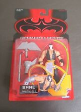 Bane Double Attack Axe 1997 BATMAN & AND ROBIN Kenner MOC