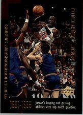 1999 Upper Deck Michael Jordan The Early Years card# 41