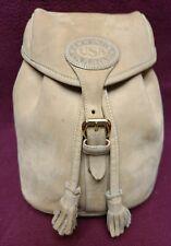 Dooney & Bourke Suede Small Backpack