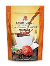 2 BAGS DXN Lingzhi Black Coffee Ganoderma Reishi Healthy - No Sugar No Creamer