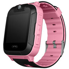 3G Smart GPS Track Watch SOS Call Electric Fence GPS Watch Phone For Kids