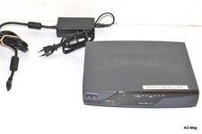 Routeur réseau G.SHDSL ISDN 4 ports LAN - CISCO 878 (800 series) - occasion