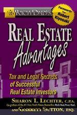 Rich Dad's Real Estate Advantages: Tax and Legal Secrets of Successful Real Esta