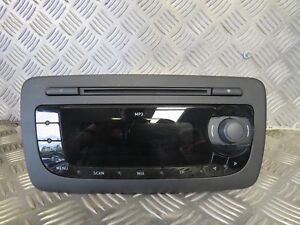2012 Seat Ibiza Stereo 6J2 035 153 G