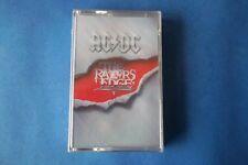 """AC/DC""""THE RAZORS EDGE """" MC K7 TAPE 1990 SEALED"""