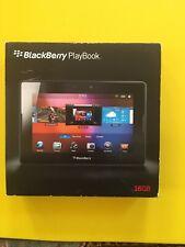 BlackBerry PlayBook 16GB, Wi-Fi, 7 inch - Black Open Box—————22