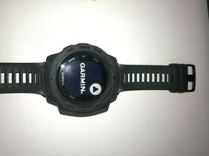 Garmin Instinct Men's Running Watch - Graphite - 010-02064-00