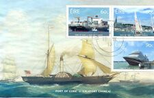 Ireland-Port of Cork-min sheet fine used-Ships-Sailing Ships-2013