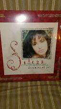 SELENA Quintanilla DREAMING OF YOU 2x LP VINYL RECORD SEALED Como la flor ones