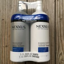Nexxus Therappe Shampoo & Humectress Conditioner Combo Set - 33.8 fl oz each