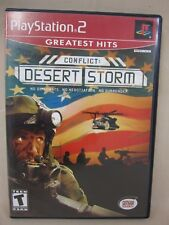 Playstation 2 Conflict: Desert Storm