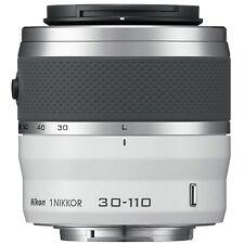 Nikon 30-110mm f/3.8-5.6 Nikkor VR Lens (White)