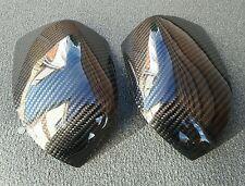 FORD FIESTA mk6 st150/st500 * REALI * In Fibra Di Carbonio Coperture Specchietto retrovisore esterno.