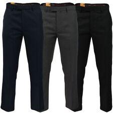 Pantaloni da uomo medio classici in poliestere