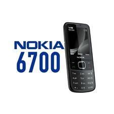 TELEFONO CELLULARE NOKIA 6700 CLASSIC BLUETOOTH BLACK METALLIC NERO TOP QUALITY.