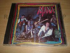 Donde Jugaran Los Niños by Mana (CD, 1992, Warner) MADE IN ARGENTINA