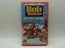 Bob The Builder - Bobs White Chrisrmas VHS