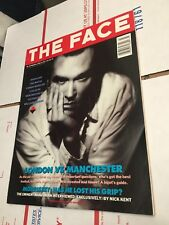 1990 vintage THE FACE magazine MORRISSEY Boo Ya Tribe photo art fashion rare