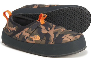 The North Face Youth Thermoball Traction Mule II / Camo / BNWT