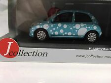 "NISSAN March ""Bubble""  20101:43 J COLLECTION VOITURE-DIECAST-JCL210"