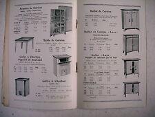 catalogue ancien meubles métalliques