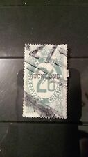 New Zealand Railway charges 2/6 Auckland, good condition
