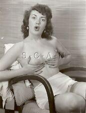 Original Vintage 1940s-60s Nude RP- Panties- Stockings- Oh My! Where is my Bra?