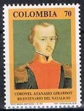 Colombia postfris 1991 MNH 1831 - Coronel Atanasio Girardot (n1)