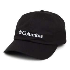 Columbia Hats Roc II Baseball Cap - Black