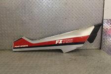 85-86 YAMAHA FZ750  RIGHT REAR TAIL FAIRING SHELF UF