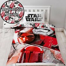 Star Wars Épisode 8 VIII Spawned Housse couette Simple - Last Jedi