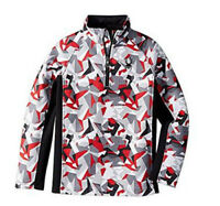 Spyder Kids Outbound Stryke Jacket Sweatshirt Sweater, Size M (10/12 Boys) NWT