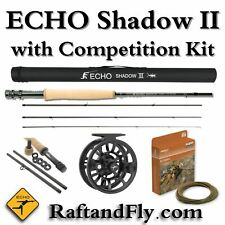 "Echo Shadow II 3wt 10'0"" Free Competition Kit - Rod and Kit $289 - Rod Line $299"