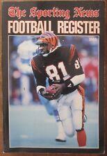 1986 THE SPORTING NEWS FOOTBALL REGISTER