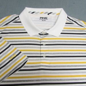 PING POLY GOLF SHIRT--2XL--STRETCH/WRINKLE FREE--TOP SPOTLESS QUALITY
