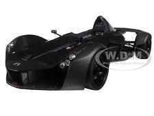 BAC MONO METALLIC BLACK 1/18 MODEL CAR BY AUTOART 18112