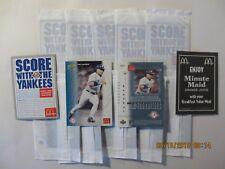 2003 McDonald's Yankees Raul Mondesi - 10ct sealed cello packs
