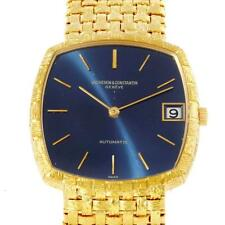 Vacheron Constantin Automatic 18K Yellow Gold Watch 7664 Box Papers