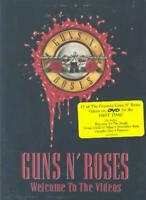GUNS N' ROSES - WELCOME TO THE VIDEOS NEW DVD